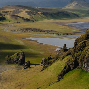 The Southern Icelandic Hills
