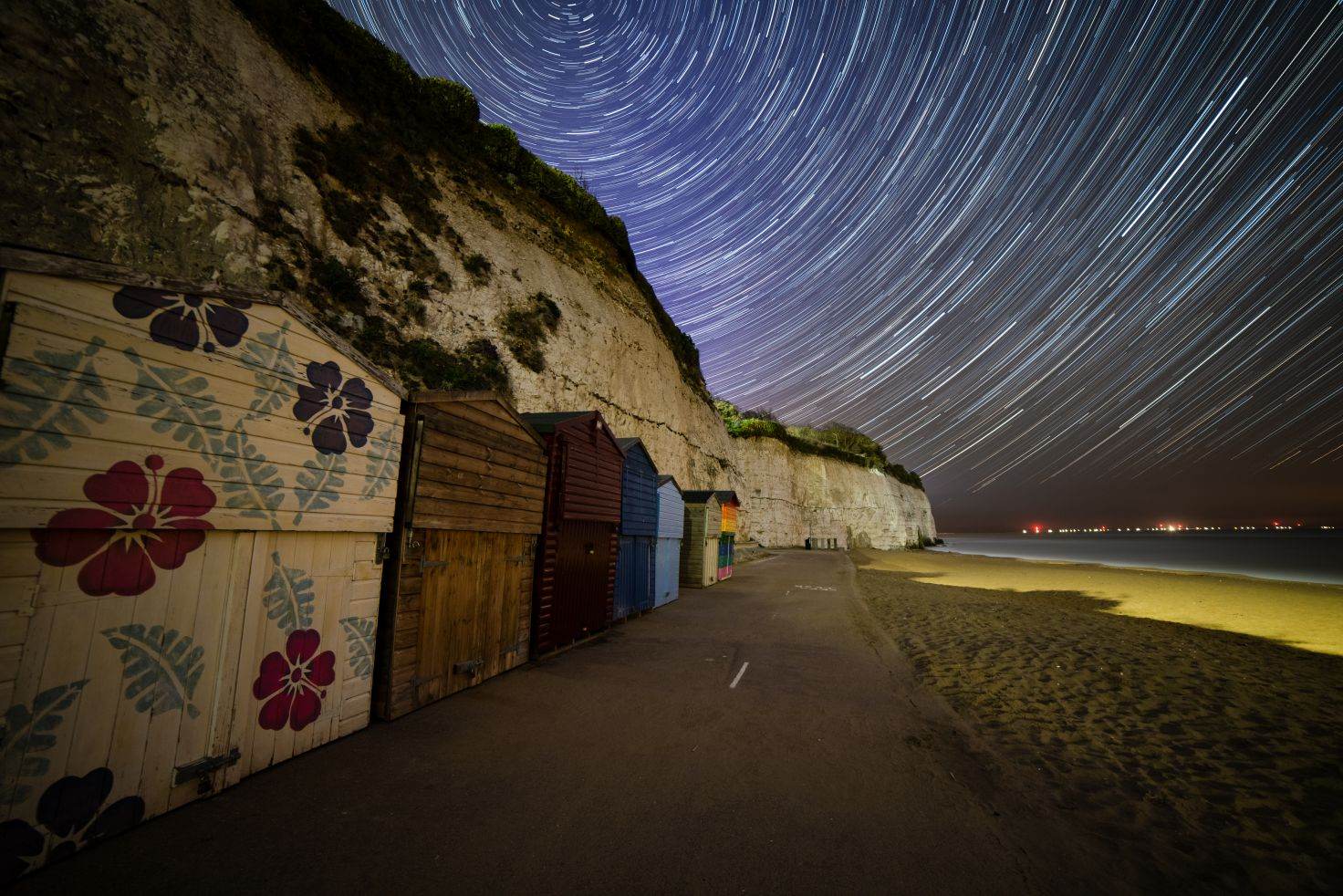 A Night At The Beach – Behind The Lens